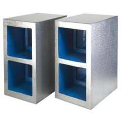 cast iron hollow box parallel