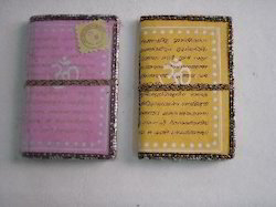 Ethnic Indian Design Printed Notepads