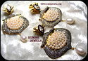 mughal antique pearl jewelry