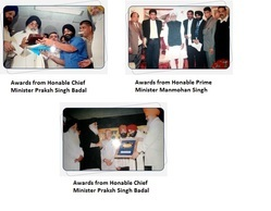 Awards Of Appreciation By Honable Prime Minister
