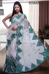 Colourful Designer Saree