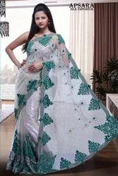 Colourful Designer Saree