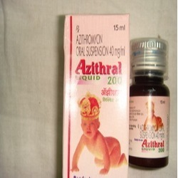 Azithral Paediatric Syrup