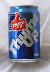 Thums Up - Can
