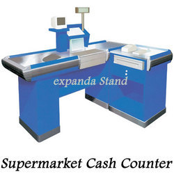 Supermarket Cash Counter