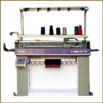 Auto Jacquard Flat Knitting Machines