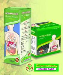 Normocid Herbal Antacid Syrup