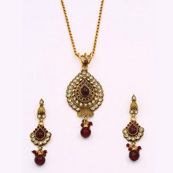 Bridal Antique Pendant Sets