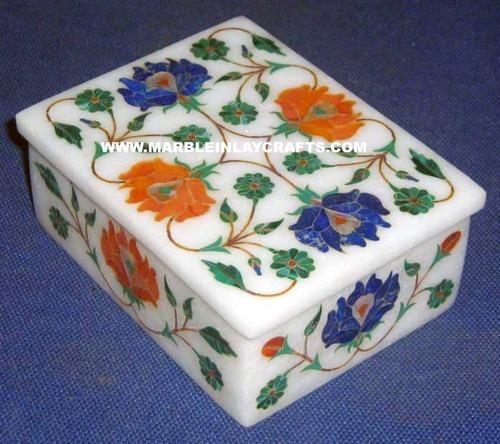 Marble Inlay Box Gift