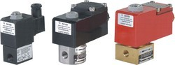 2 Port Direct Acting Normally Closed Solenoid Valve