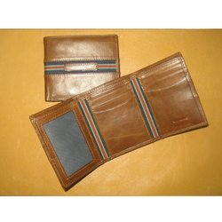 Mens Wallet Trifold