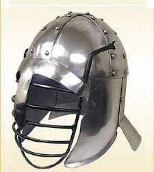 Medieval Grid Helmet