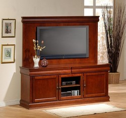TV Unit Cum Showcase