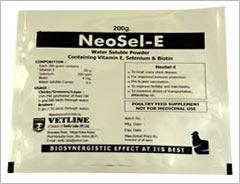 neosel e vitamin e sodium selenium