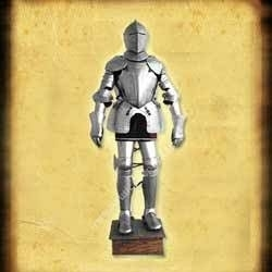 Medieval European Suit Of Armour