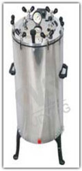 Autoclave Double Drum