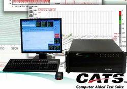 vibration test control system