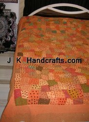 Decorative KING India Banjara Bohemian Bedsheet Bedcover