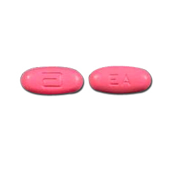 Erythromycin Estolate Tablets 250 mg. / 500 mg.