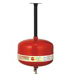 Modular Clean Agent Fire Extinguisher