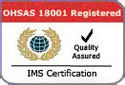 OHSAS 18001 Occupational Health