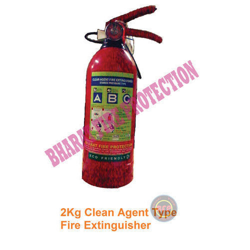 Clean Agent Fire Extinguisher Clean Agent Type Fire