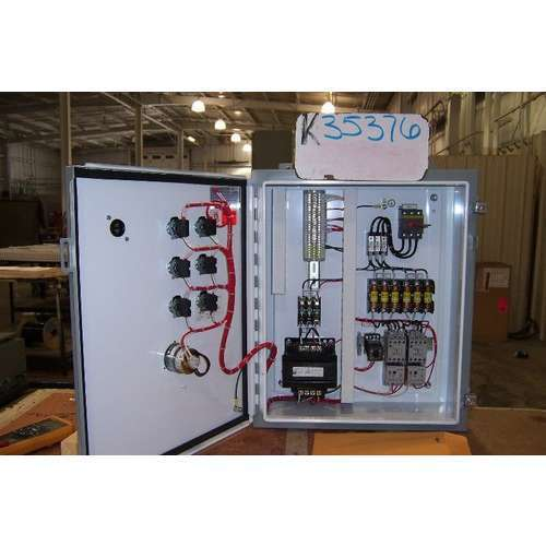 Control Panels Motor Control Panel Manufacturer From