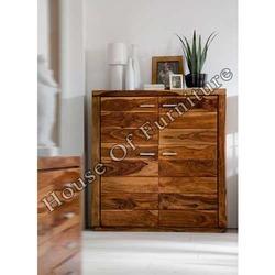 Wooden Drawer Chest - Wooden Furniture