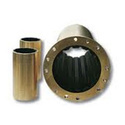 rubber metal bearings