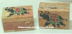 Soapstone Painting Boxes