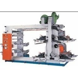 4 Color Hi Speed Flexo Printing Press