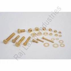 Precision Brass Fasteners