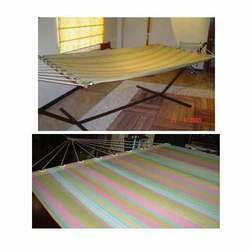 Single layer Fabric Hammock - Large