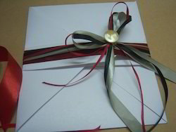 Fancy Envelopes For Gifts With Ribbon Ties