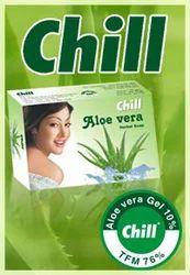 Chill Katralai (Aloe Vera) Herbal Bath Soap.