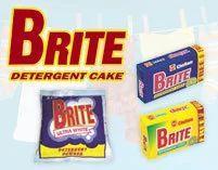 Brite Detergent Powders Cake
