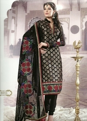 New Fabric Style Suits Salwar