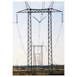 Lattice Tower UP To 33 KV