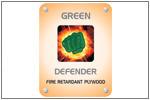 Green Defender (Fire Retardant Plywood)