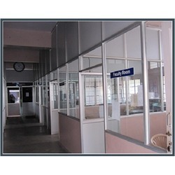 Aluminum Partition 2
