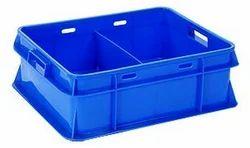 Milk Pouch Plastic Dairy Crates