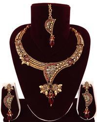 Amazing Bridal Necklace Set