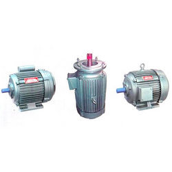 Foot And Flange Mounting TEFC Induction Motors