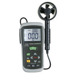 Digital Thermo-Anemmometer