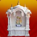 Marble Radha Krishna Temple