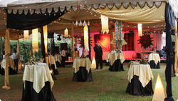 Entertainment Events Decoration Service