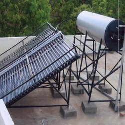 Solar Water Heating System(500 LPD Capacity)