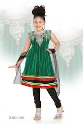 Netted Masakali Kids Suits