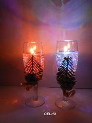 LED Gel Candles