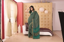 Patterns Sarees